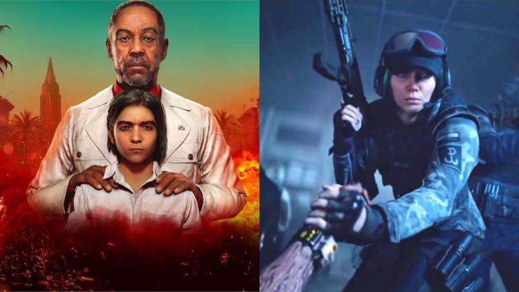 3人協力プレイFPS『レインボーシックス クアランティン』とオープンワールドFPS『ファークライ6』、2021年9月30日までに発売
