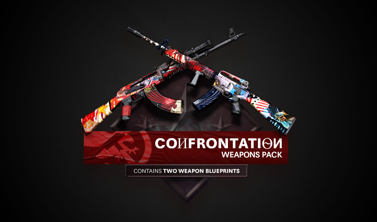 Confrontation武器パック