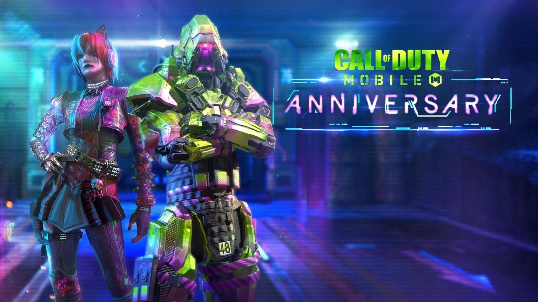 CoDモバイル アニバーサリー Anniversary