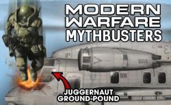 CoD:MW:ジャガーノートに隠し攻撃手段「スラム」が発覚!衝撃波で敵を吹き飛ばせ!