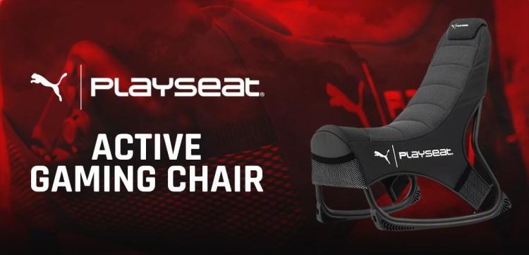 レーシングチェアブランド「Playseat®」と「PUMA」が共同開発した斬新なゲーミングチェア発売開始、価格は37,801円
