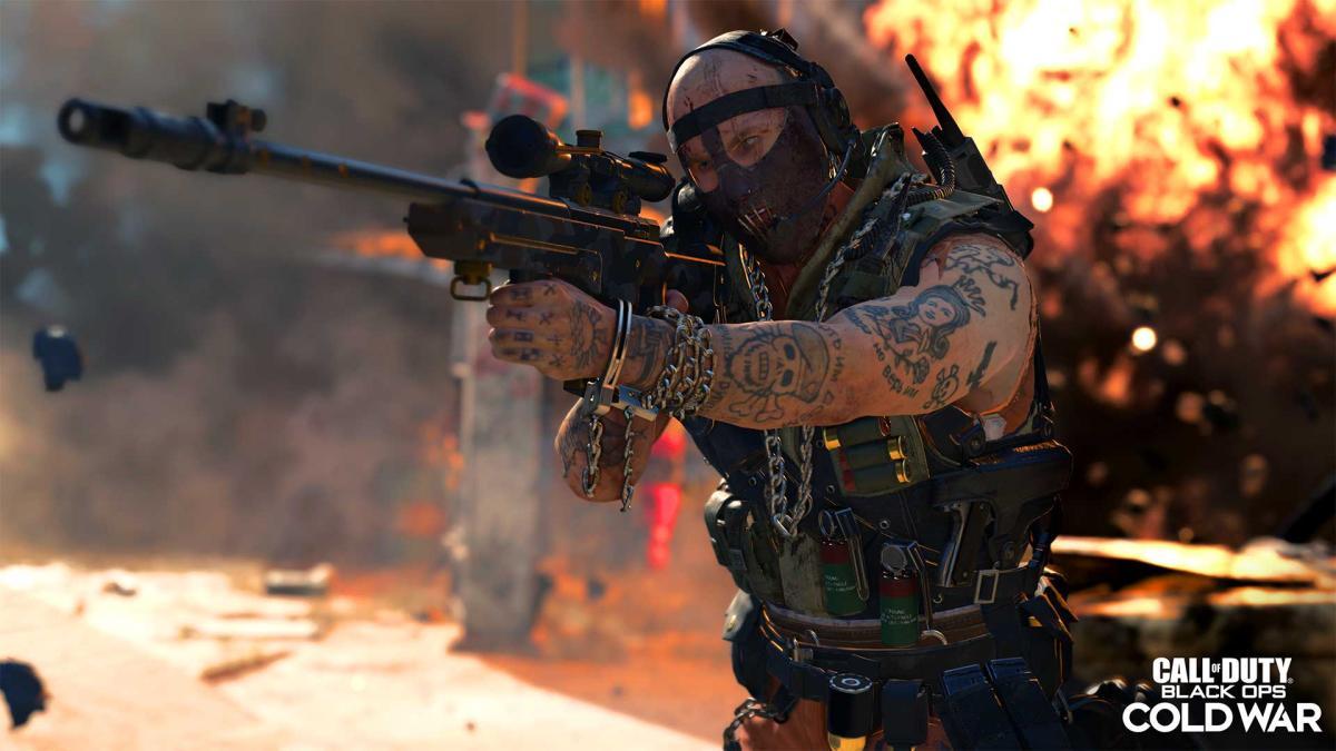 CoD:BOCW:シーズン1全貌公開、5つの新武器 / 8つの新マップ / 4つの新モード / ゾンビ新モードなど
