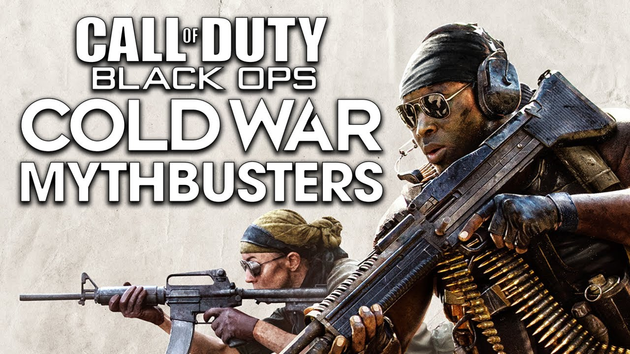 Black Ops Cold War Mythbusters - Vol.3
