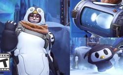 オーバーウォッチ: 「ウィンター・ワンダーランド 2020」で追加されるメイの新スキン「ペンギン」が先行公開