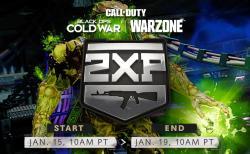 CoD:BOCW:1月16日からダブル武器XP開催、安定性改善アップデート配信