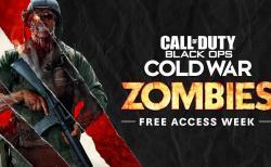 CoD:BOCW:ゾンビモードが期間限定で無料開放! (1月15日〜22日)