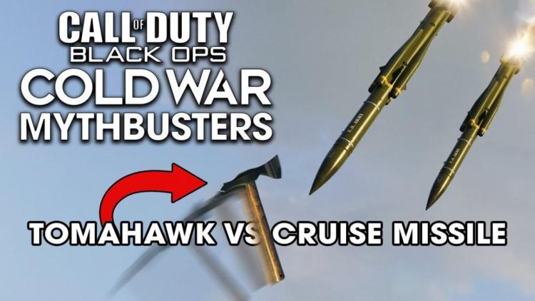 『CoD:BOCW』7種の謎検証その5:巡航ミサイルをトマホークで破壊できる?車両の爆発で人間を打ち上げることはできる?