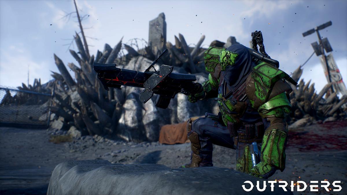 Outriders Devastator