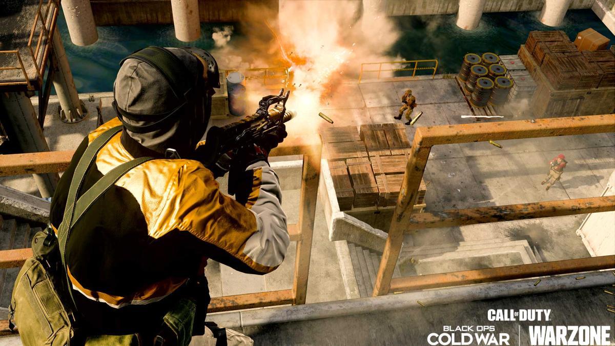 CoD:BOCW&ウォーゾーン:1月7日付最新パッチノートが公開、DMRなど強武器がウォーゾーンでのみ弱体化 / プレイリスト更新