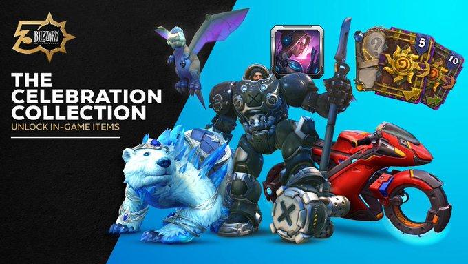 オーバーウォッチ:Blizzard30周年記念のコレクション販売開始、「レインハルト」スキンを手に入れよう