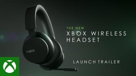 マイクロソフトが立体音響に対応した「Xbox ワイヤレス ヘッドセット」を3月16日発売、価格は10,978円