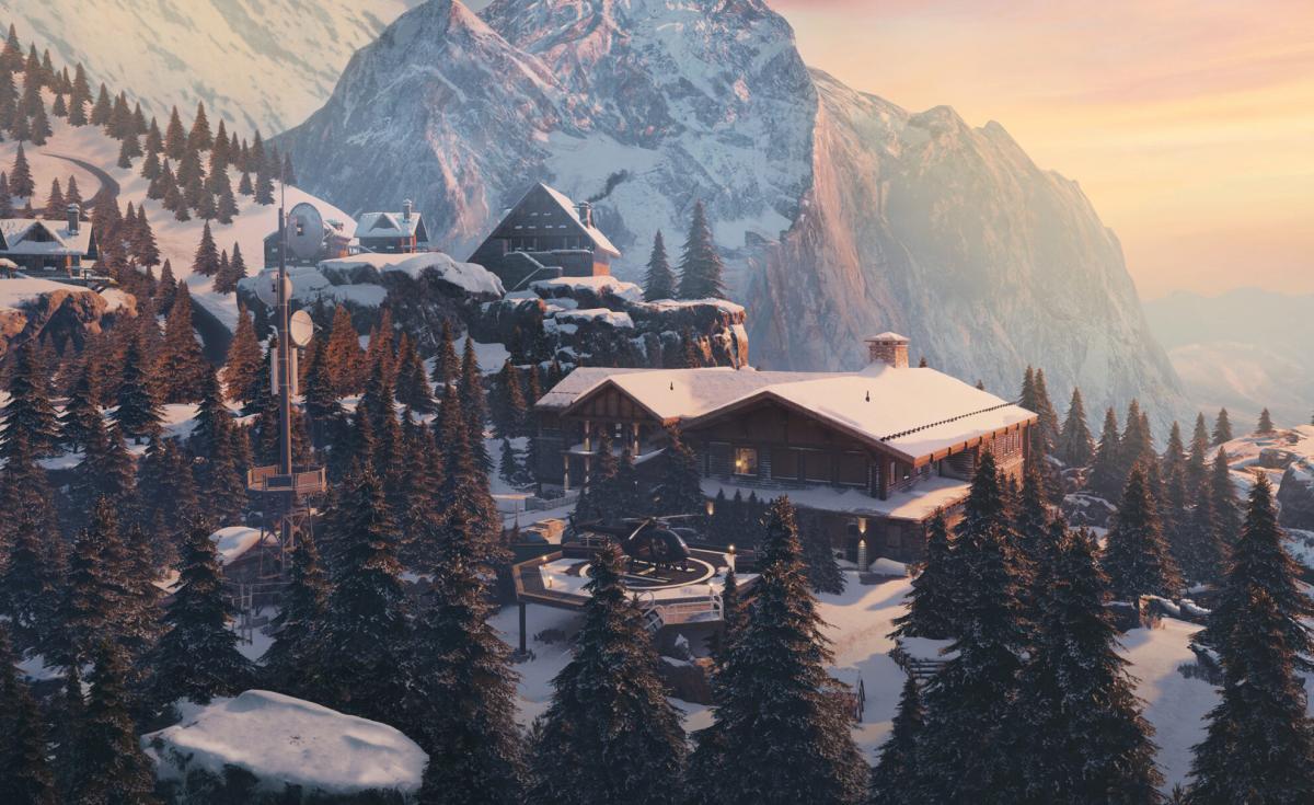 レインボーシックス シージ:競技シーンに「山荘」採用、「テーマパーク」と入れ替えでマッププール更新