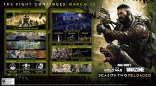 CoD:BOCW:「シーズン2 リローデッド」新コンテンツ公開、新武器ZRG 20mm / ゾンビ新モードなど