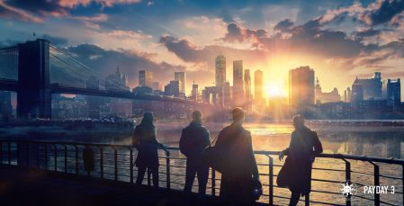 ニュース:協力型FPS『PAYDAY 3』2023年リリース、開発スタジオStarbreezeがKoch Mediaと共同パブリッシング