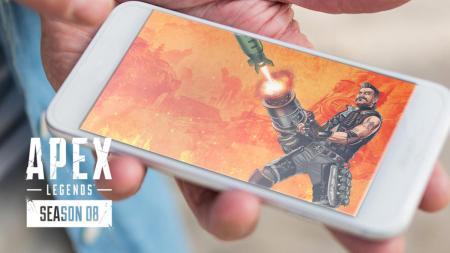 エーペックスレジェンズ:モバイル版の内部プレイテスト進行中、要求スペックはやや高め?