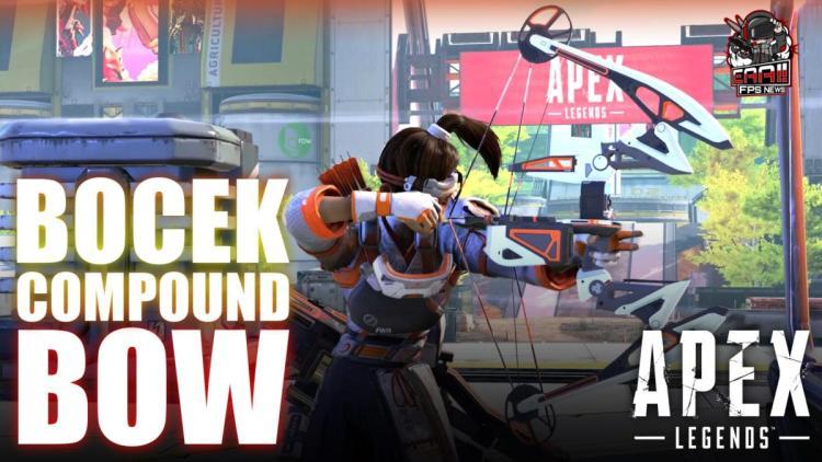 エーペックスレジェンズ:新武器「ボセックボウ」先行プレイ映像! ダメージや2種のホップアップなどの詳細を調査