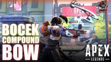 エーペックスレジェンズ:新武器「ボセックボウ」先行プレイ映像