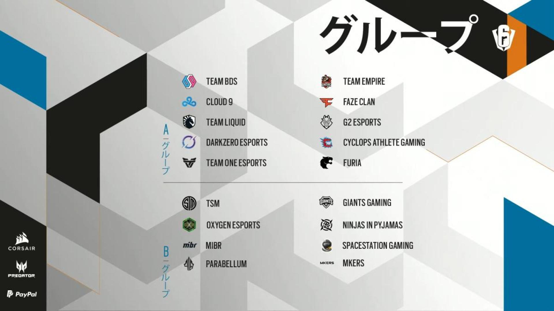 Cloud9 vs. CAG __ Six Invitational 2021 グループステージ Day1【レインボーシックス シージ】 38-51 screenshot
