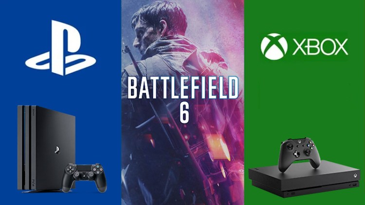 BF6(仮):PS4/Xbox One版も発売予定!対応機種は新旧世代機とPC、EA業績報告にて