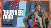 """「オペレーション・ノーススター」新防衛オペレーター""""Thunderbird""""詳解、無限回復・蘇生ができる強力ヒーラー"""
