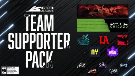 CoD:BOCW:「Call of Duty League – チームサポーターパック2021」販売開始、選手のサインを模した武器ステッカーなど同梱
