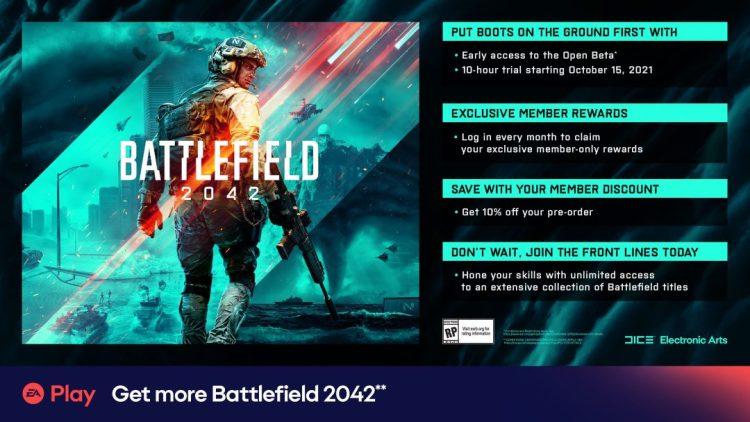 速報:新作バトルフィールド『バトルフィールド2042』の発売日は10月23日!予約受付も開始でスタンダード版は8,700円