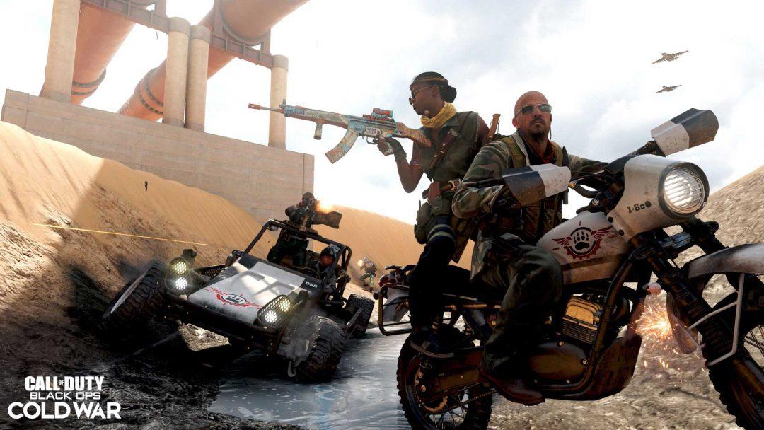 CoD:BOCW&ウォーゾーン:「シーズン4」武器バランス調整、15種の身体部位ダメージや弾速に細かな調整