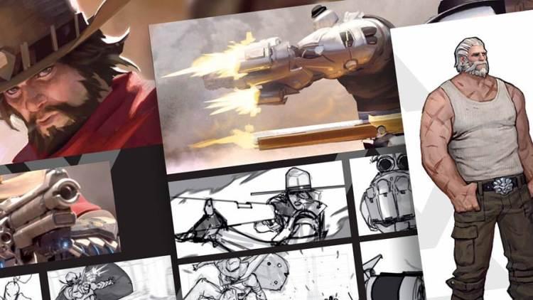 オーバーウォッチ:第2弾アートブック「The Cinematic Art of Overwatch: Volume 2」販売開始、サウンドトラック「Animated Shorts」も配信スタート
