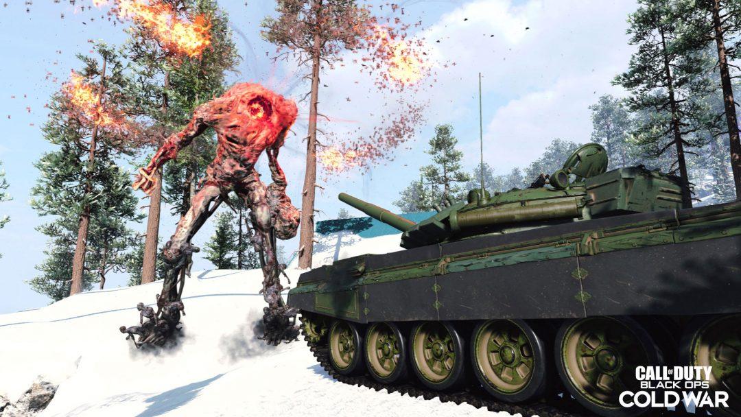 CoD:BOCW:シーズン5ゾンビの新コンテンツ、PERKやクラフトアイテムなどに新種登場/新ビークル「戦車」も