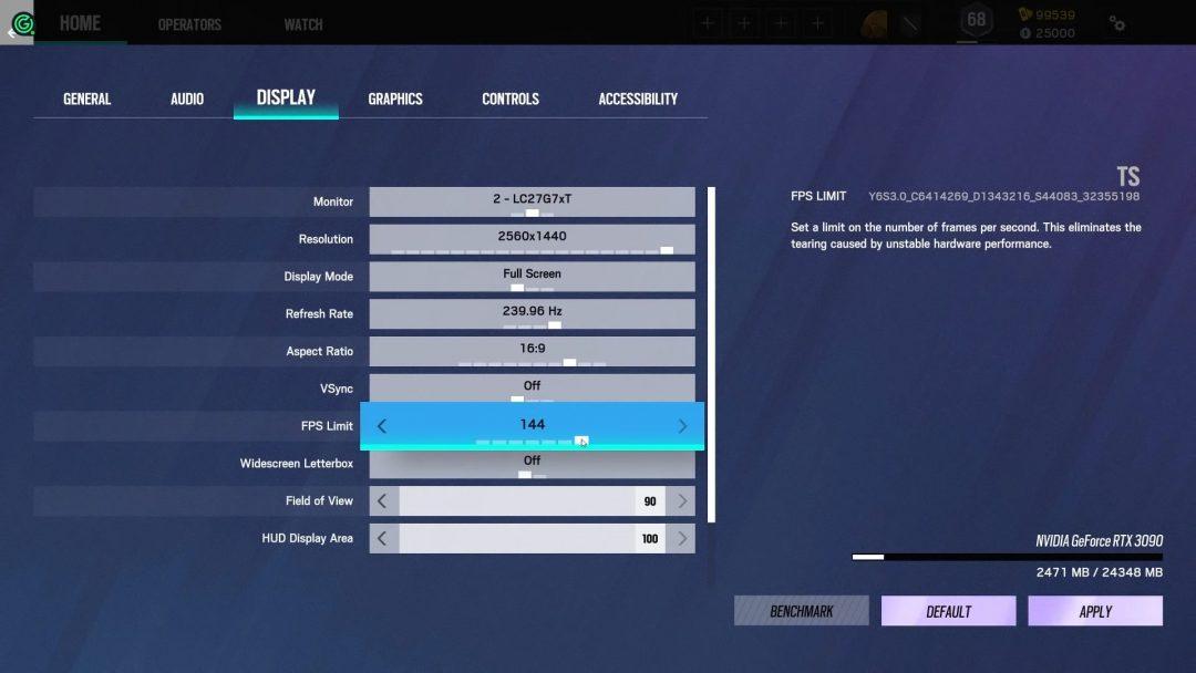 Testing Hidden Changes In Crystal Guard TS - Rainbow Six Siege Crystal Guard 3-4 screenshot