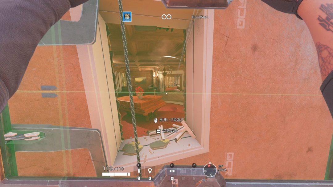 OSAカフェ3階
