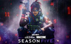 CoD:BOCW&ウォーゾーン:シーズン5は8月12日開始、公式リークで新作CoDは「ヴァンガード」で確定か!