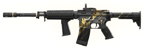 「CDL CHAMPS」ナイフ武器設計図