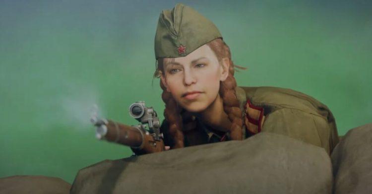 CoD2021:『CoD:ヴァンガード』のティザーが続々登場、謎の女性兵士の正体は?