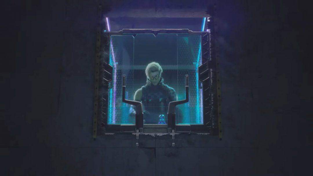 『レインボーシックス シージ』「Crystal Guard」オペレーター「OSA」 0-14 screenshot