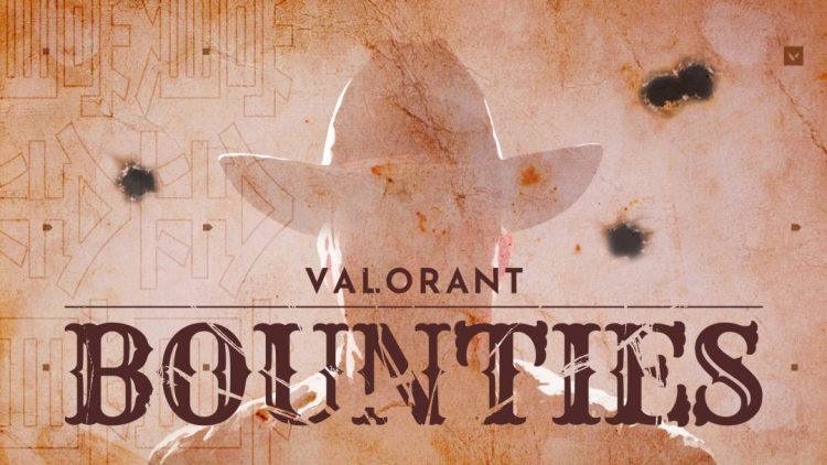 VALORANT(ヴァロラント):有名インフルエンサーと対戦する「賞金首」プロジェクト開催中、勝利で先着1,000名に限定グッズセット