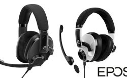 EPOS:デュアルマイクやオーディオミキシング機能などを搭載したヘッドセット「H3 Hybrid」発売、価格は23,800円