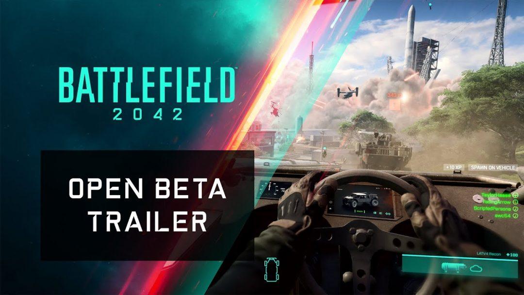 [速報] BF2042 オープンベータトレーラー公開!