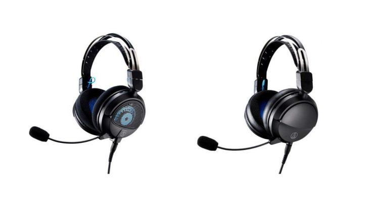 オーディオテクニカ、音楽・動画視聴や通話にも活躍するゲーミングヘッドセット「ATH-GDL3」「ATH-GL3」10月22日発売