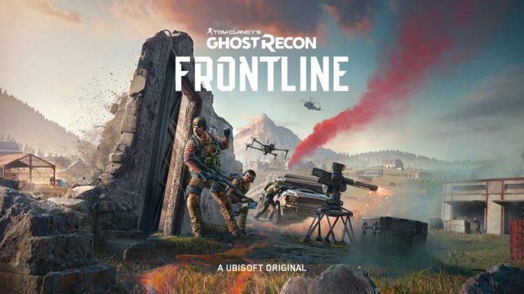 ミリタリーシューターシリーズ最新作『ゴーストリコン フロントライン』発表、基本プレイ無料/100人以上でのバトロワ対戦が実現