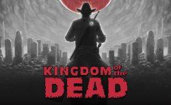 """『KINGDOM of the DEAD』2022年1月26日発売、ユニークなビジュアルで描かれる""""正統派""""ホラーFPSアクション"""