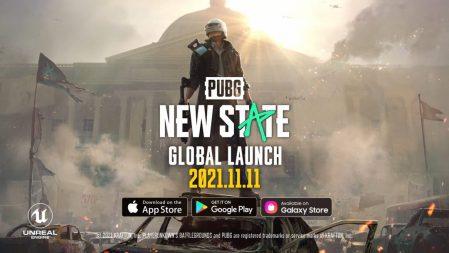 『PUBG: NEW STATE』11月11日グローバスリリース決定、事前登録5,000万人の次世代バトロワを見逃すな