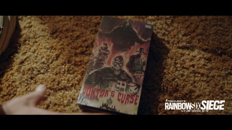 """レインボーシックス シージ:期間限定イベント""""Doktor's Curse""""復刻ティザー公開、「私の知ってるやつじゃない」?"""
