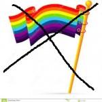 rainbow flag no