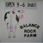 Balance Rock Farm logo
