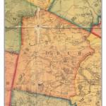 old map of Sudbury