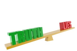 On Truth and Lies, Rev. Richard Fewkes