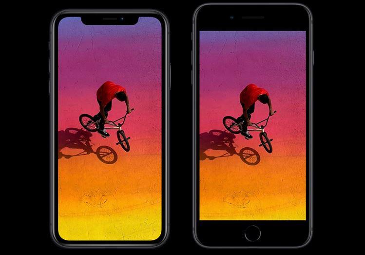 iphone xr 4