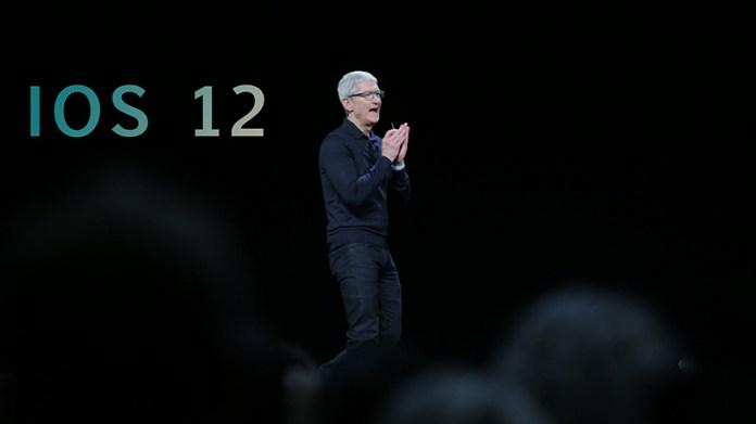 những tính năng mới iOS 12 01