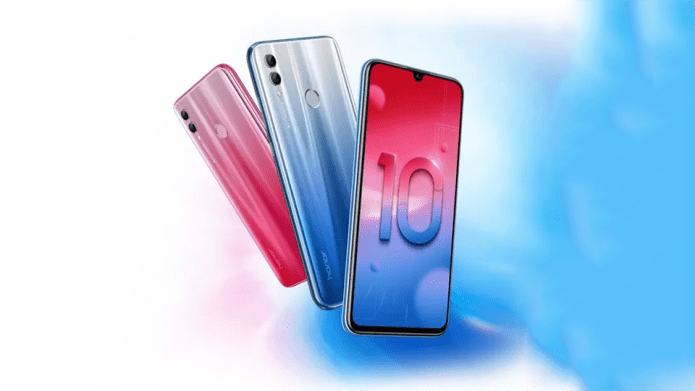 Honor 10 Youth Edition ra mắt (ảnh 1)